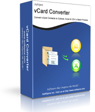 vCard Importer Tool